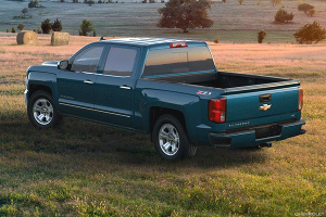 President Trump, Please Help GM Sell the Chevy Silverado to China