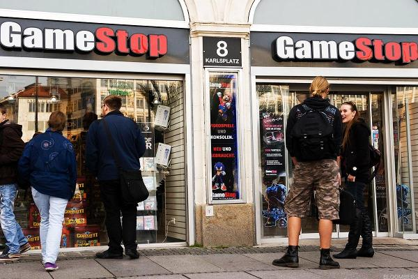 GameStop Names New CEO