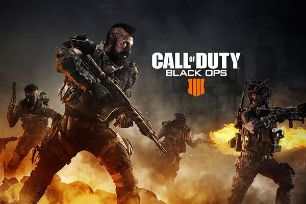 6. Call of Duty: Black Ops 4 (XOne)