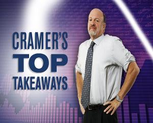 Jim Cramer's Top Takeaways: Actavis, Rite Aid, Receptos