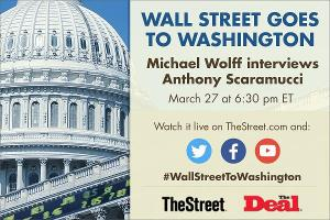 TheStreet Is Live Now With Anthony Scaramucci, Michael Wolff -Live Stream