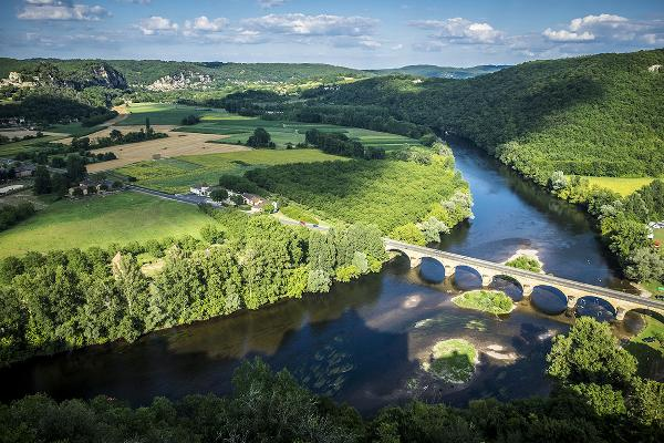 The Dordogne Valley, France