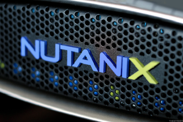 Nutanix Is Coming Around Again and We May Have a Breakout Triggered Friday