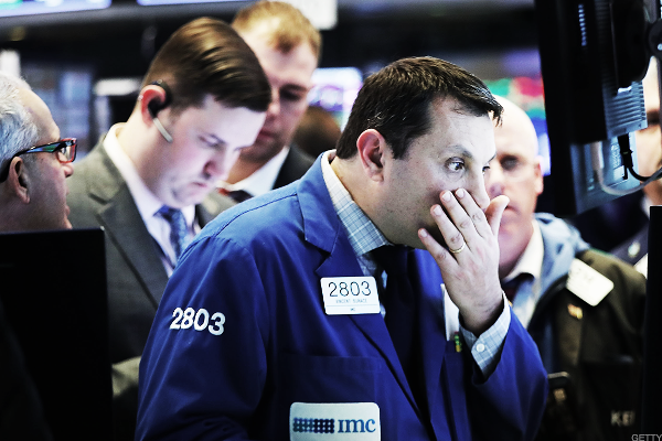 Dow Drops 335 Points; Facebook Dives Nearly 7%, Leading to Big Losses for Nasdaq