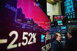 Dow Futures Slide, Global Stocks Retreat, as US Job Gains Trim Big Fed Rate Bets