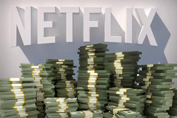 Netflix keeps on making that money.