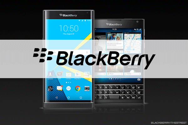 BlackBerry's Glory Days May Be Over, but Its Earnings Show the Company Can Still Survive