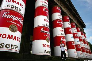 Here's Why Campbell Soup Stock Is Sliding Lower