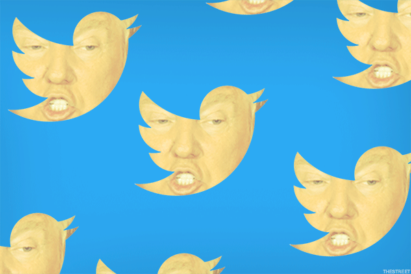 Donald Trump's Ferocious Twitter Feed May Prove a Gold Mine for Wall Street Traders