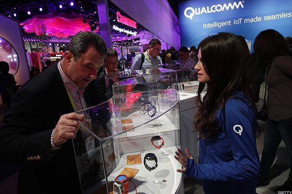 Qualcomm Stock Jumps After-Hours Following Earnings Beat