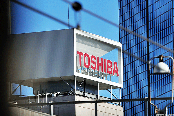 Why Toshiba Just Got Walloped