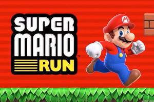 Nintendo Jumps as Super Mario Runs in Latest Smartphone Wars Battle