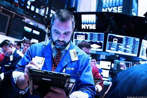 Dow Trades Higher as Investors Move Beyond Recession Worries