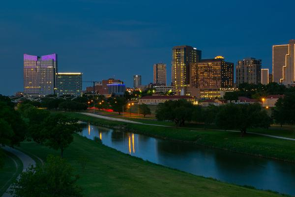 25. Fort Worth, Texas