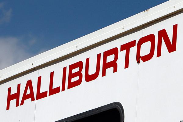 Halliburton (HAL) Stock Falls on Lower Oil Prices