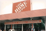 Home Depot Near the Top of its Trading Range