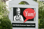 Yum Brands' Chart Would Please the Colonel