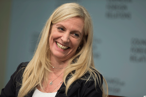 Fed Governor Lael Brainard.