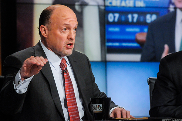 Jim Cramer Sizes Up Children's Place, Gap Ahead of Earnings