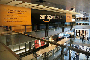 Amazon Has Now Brought Its Barnes & Noble Killer to New York City