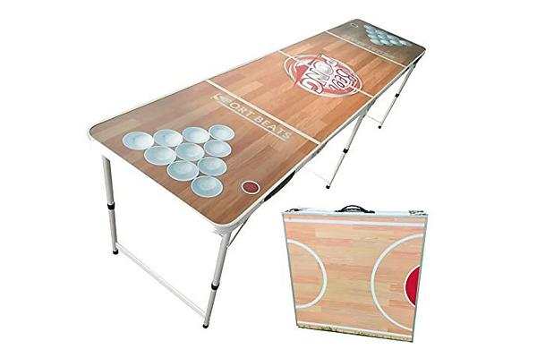 Foldable Beer Pong Table