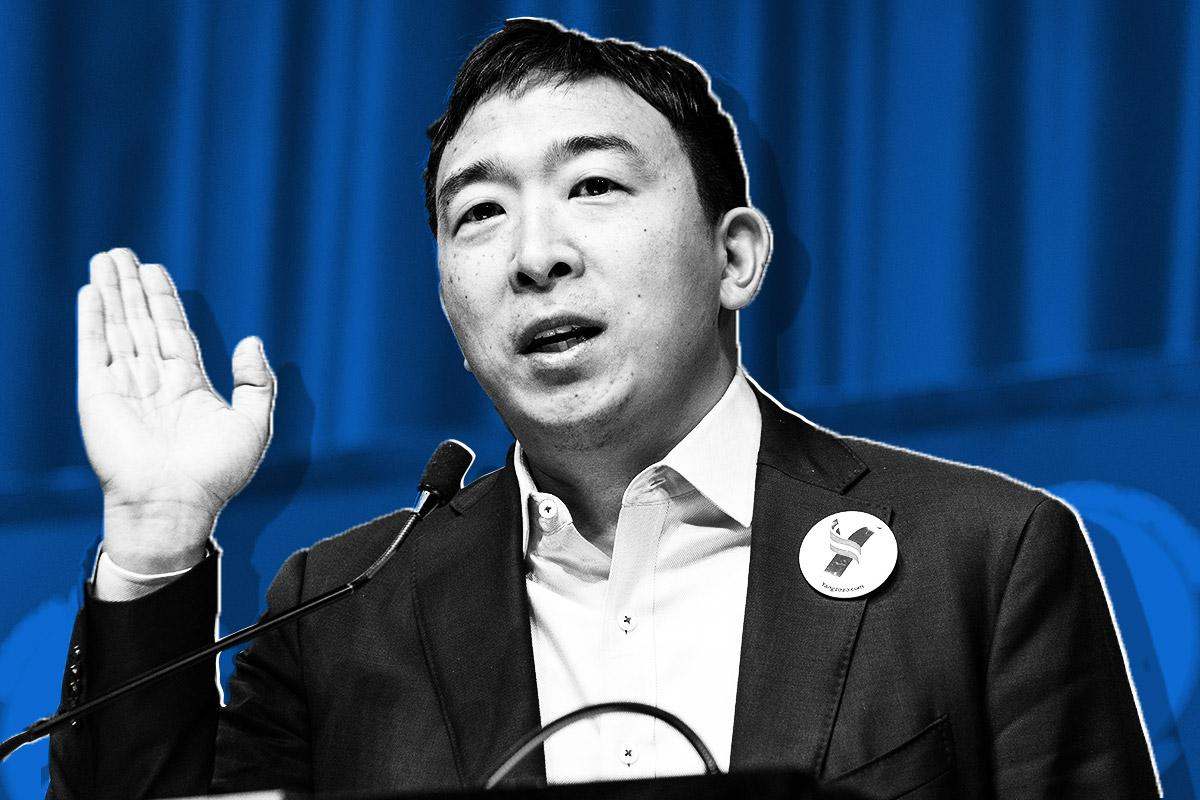What Is Andrew Yang's Net Worth?