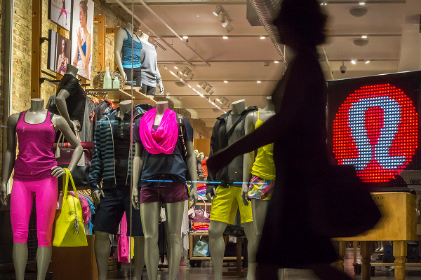 Approaching Buy Points for Lululemon Athletica and Walmart