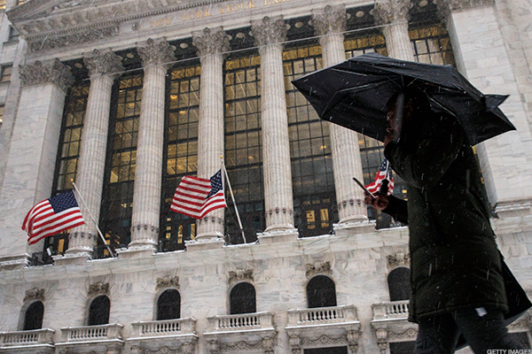 Cramer: Getting Soaked in a Selloff