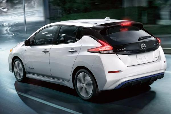 2019 Nissan Leaf Automatic, Electricity