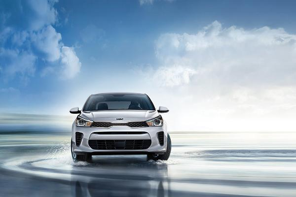 2019 Kia Rio 1.6 L, 4 cyl, Manual, Regular Gasoline