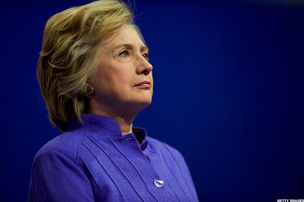 Hillary Clinton Stock Portfolio Stumbles in Final Week of August