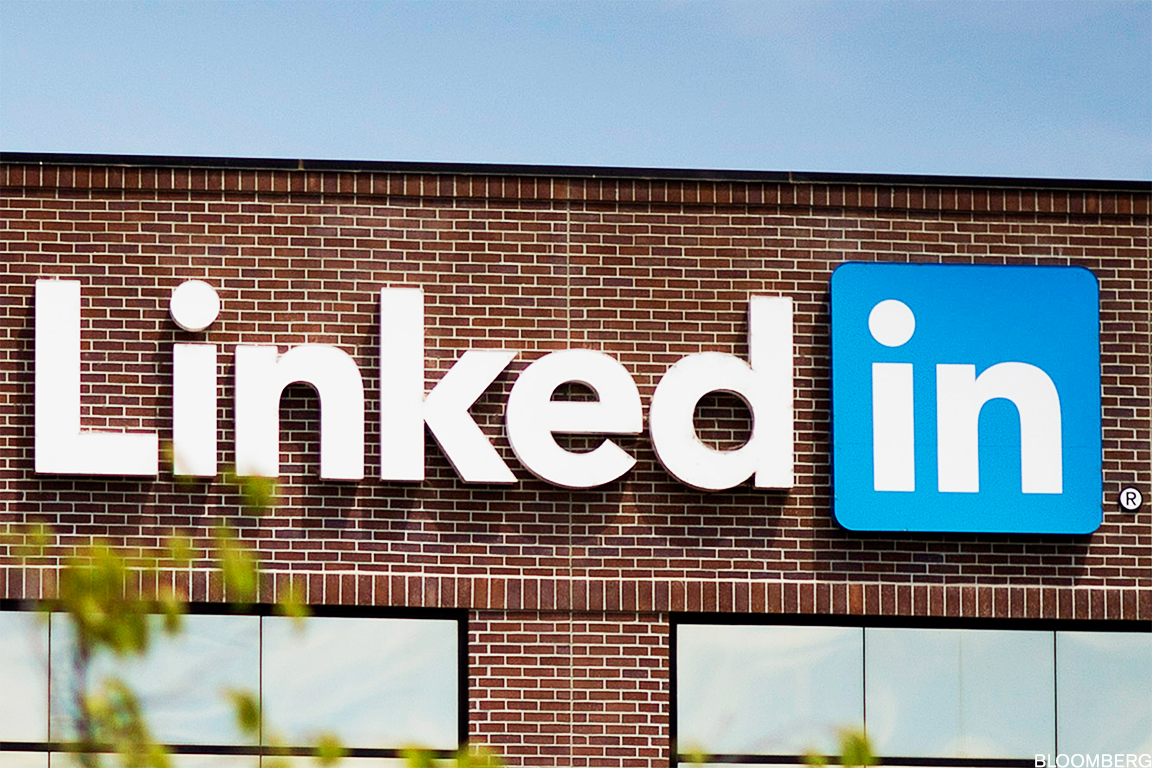 Microsoft purchased business-networking site LinkedIn in late 2016.
