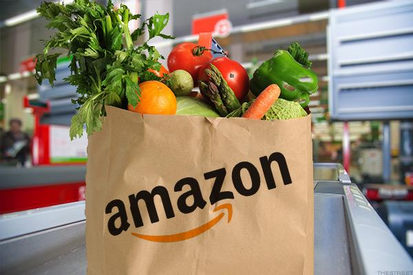 Amazon Bids For Whole Foods