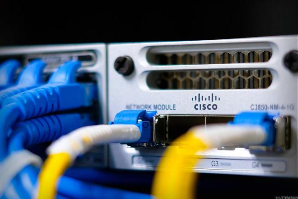 Cisco and Others Have Been Making Upbeat Comments About Carrier Spending