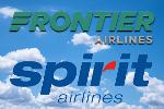 Could Low-Cost Airline Merger Create 'Frontier Spirit' Airlines?