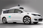 Alphabet's Self-Driving Vehicle Unit Adds 500 Chrysler Minivans to its Fleet