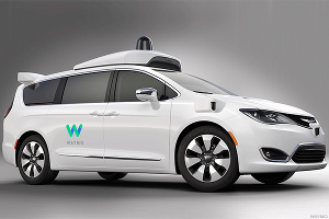 Alphabet's Waymo Crashes Into Uber, Suing It for Allegedly Stealing Self-Driving Technology