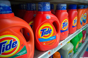 Procter & Gamble Pops Despite 'Unprecedented' Amount of Geopolitical Disruption and Uncertainty