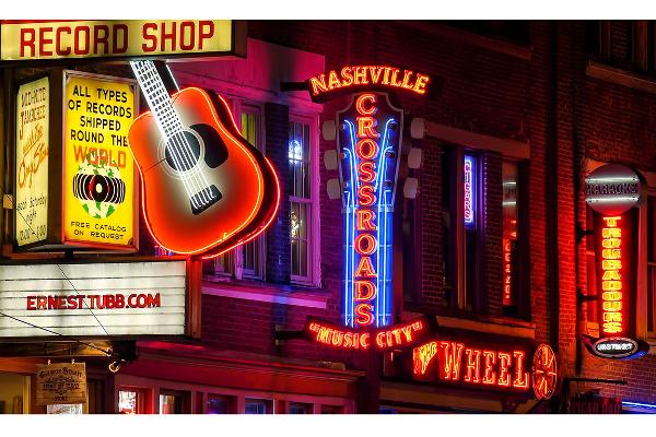 19. Nashville-Davidson-Murfreesboro-Franklin, Tenn.
