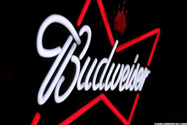 Anheuser Busch Inbev Bud Stock Falls On Concerns About Sabmiller
