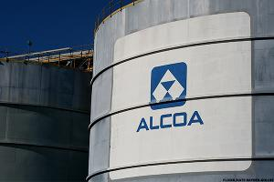 Alcoa Reports Loss on Post-Split Restructuring
