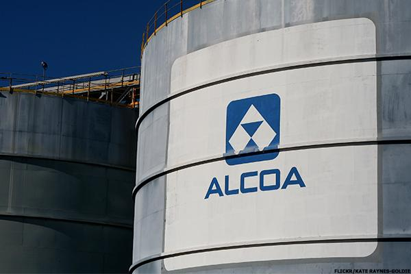 Book Profits in Alcoa's Stock Now, Before Aluminum Prices Weaken