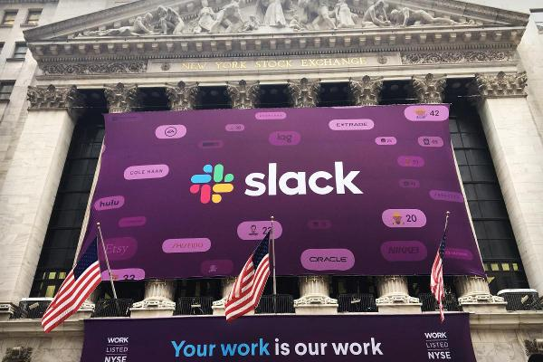 High-Growth Software Firms Such as Slack Are Sharing Mixed Signals