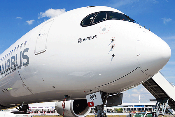 Airbus Charts Suggest Prices Could Descend