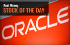 Oracle Stock Jumps After Earnings Come in Just Over the Bar