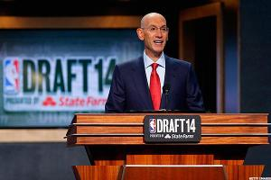 Commissioner Silver Flexes NBA's Muscle to Support Social Causes