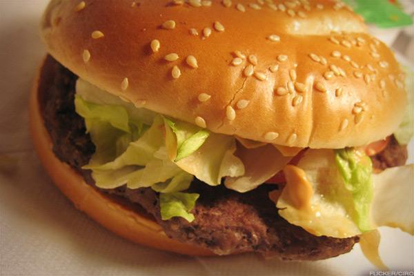 Eating McDonald's Stock Might Make You Sick