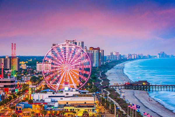 Best Beach Destinations For Kids: Myrtle Beach, S.C.
