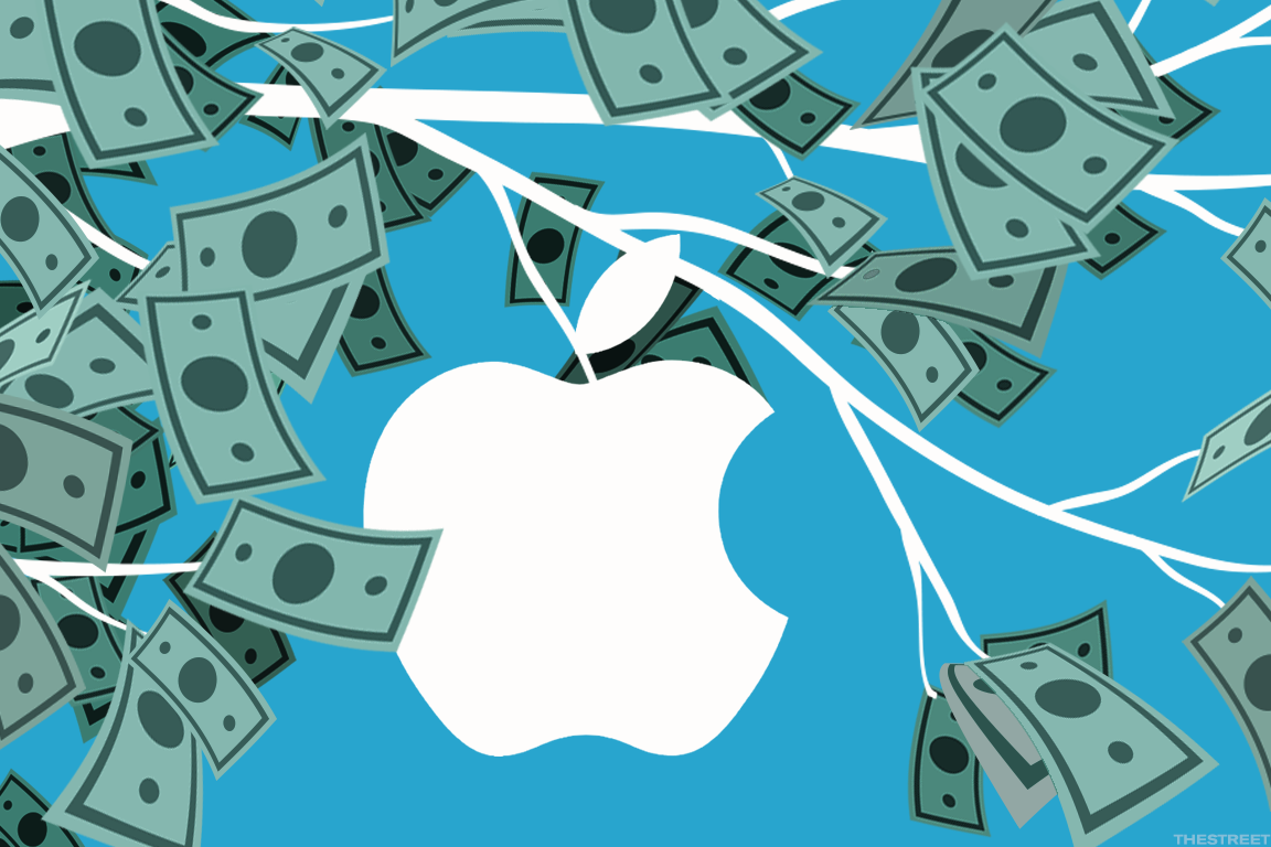 Why Apple Nasdaqaapl Is Still The Best Stock To Own For Your
