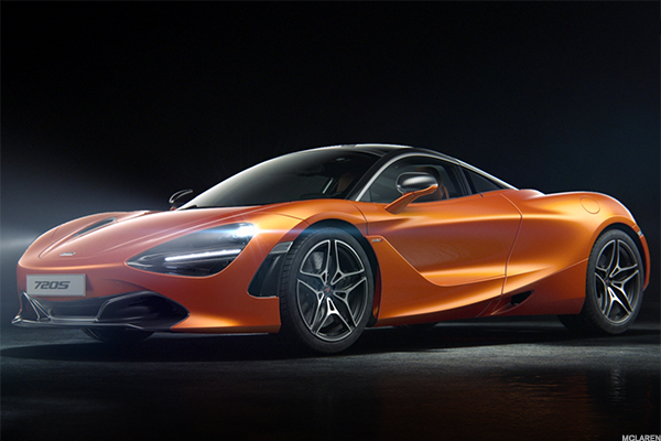 Take a Quick Peek at the All-New $254,000 McLaren Supercar That Has a Heart-Stopping 720 Horsepower